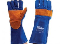 Blue & Gold Kevlar Glove – KBW16E