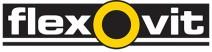 Flexovit logo PMS116C OL
